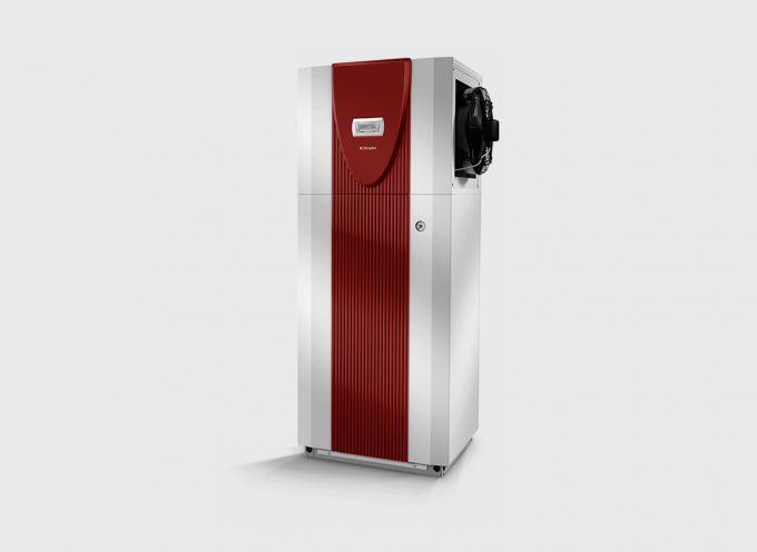Компактный воздушный тепловой насос с 1 компрессором LIK 8TES