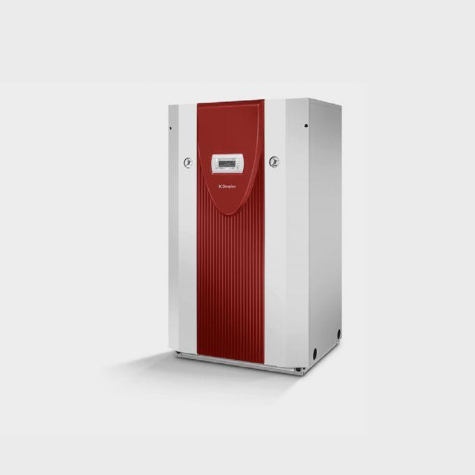 Компактный грунтовый тепловой насос с 1 компрессором SIK 8TES