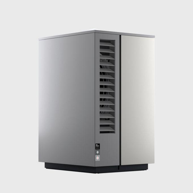 3 Воздушный тепловой насос 9 кВт для отопления и охлаждения с сенсорным дисплеем System M Comfort Cooling 9 N