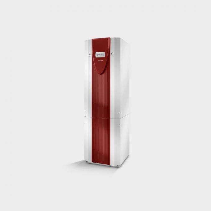 Компактный грунтовой тепловой насос с 1 компрессором и баком ГВС SIW 6TES