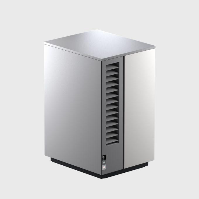 3 Воздушный тепловой насос 9 кВт для отопления и охлаждения с сенсорным дисплеем System M Comfort Cooling 9 NB