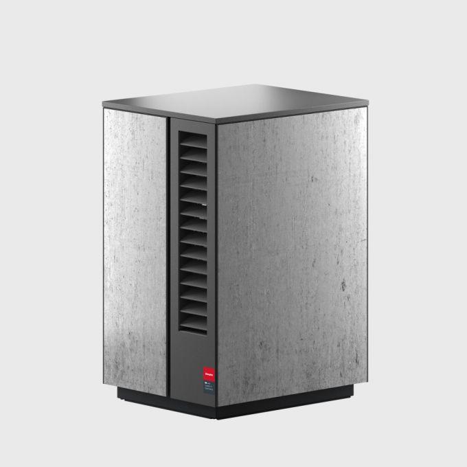 4 Воздушный тепловой насос 12 кВт с сенсорным дисплеем System M Comfort 12 NMBO