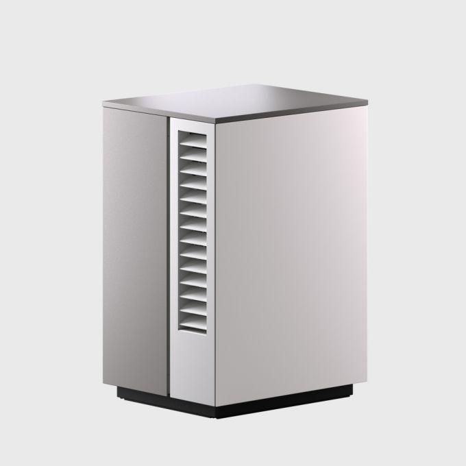 4 Воздушный тепловой насос 12 кВт с сенсорным дисплеем System M Comfort 12 NBO