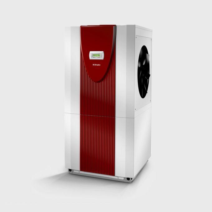 Воздушный тепловой насос с 1 компрессором